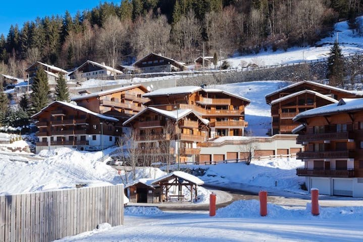 Mountain Xtra Apartment Choucas