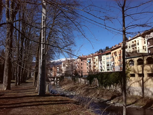 Apartamento  Camprodon/Apartment Camprodon - Camprodon - Leilighet