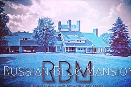 Russian Blue Mansion Boutique B&B - Bed & Breakfast