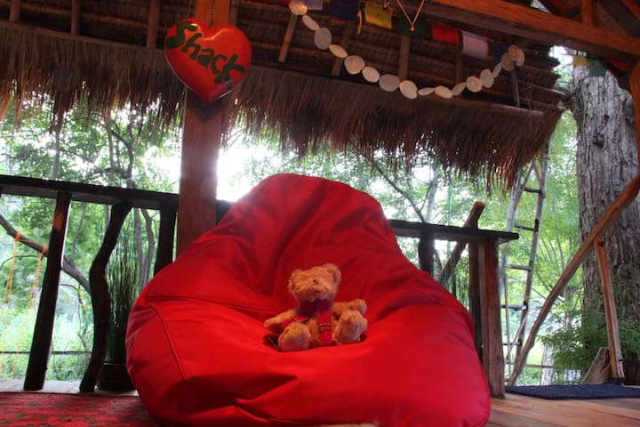 Love Shack Shangri-la Gili Meno in Lombok Region - Pemenang - Huis