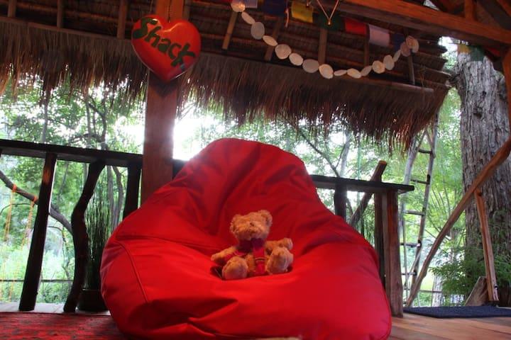 Love Shack Shangri-la Gili Meno in Lombok Region - Pemenang - Dom