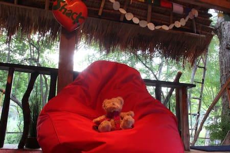 Love Shack Shangri-la Gili Meno in Lombok Region - Casa