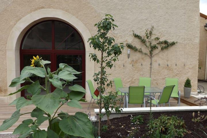 Gîte du toilier Verdun Meuse 4* 6 p - Thillot - House