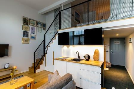 Cosy modern loft apartment in city centre - Tallinn