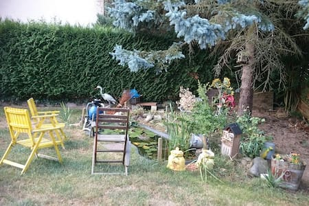 Dans maison de petit village 2 chambres - Griesbach-au-Val - B&B