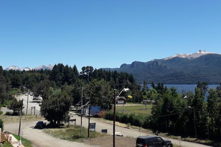 Cabañas LOS CASTAÑOS Villa Traful