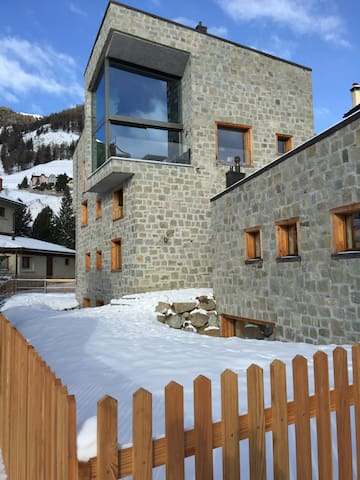 Incredible luxury house in Engadina - Samedan - Ház