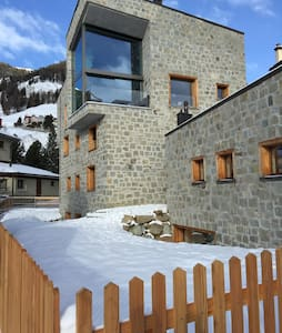 Incredible luxury house in Engadina - Samedan
