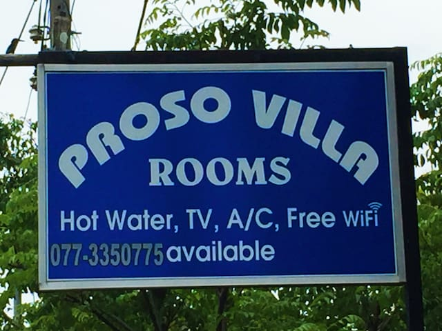 Proso Villa Comfortable room #3 with a balcony - Gampaha - Wohnung