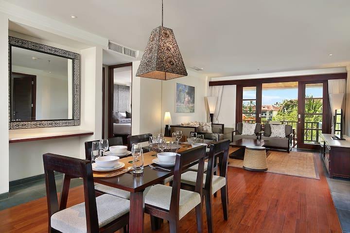 Luxury Nusa Dua Resort - 2 Bedroom Apartment