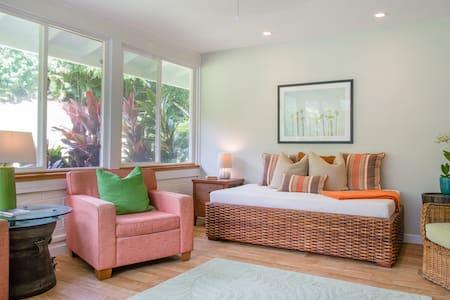 Designer Beach House - Kailua - Casa