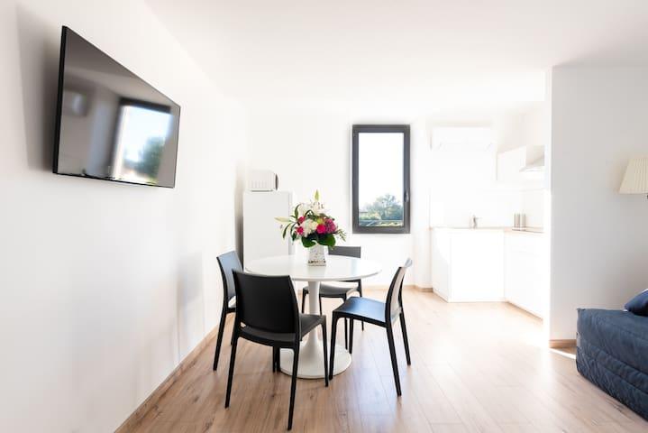 Landéro appartement pour deux personnes