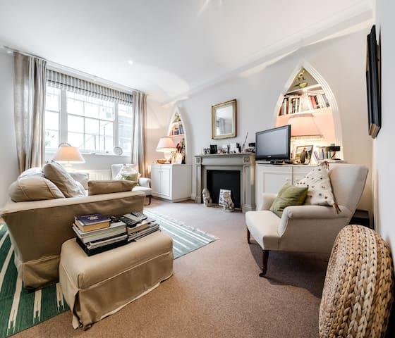 2 Bed 2 Bath Garden Flat in Victoria / Pimlico - Londra - Daire