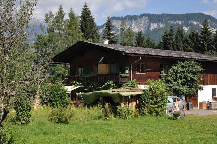 Bauernhof im Naturgarten rauchfrei - Sankt Johann in Tirol - House