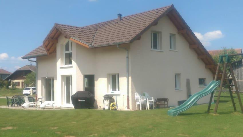 Maison au bord du lac Léman - Anthy-sur-Léman - House