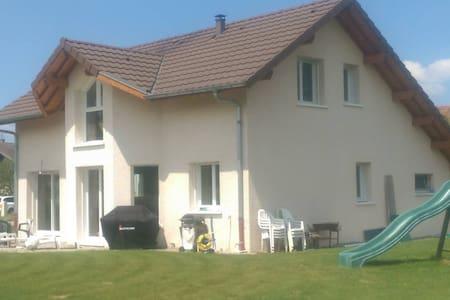 Maison au bord du lac Léman - Anthy-sur-Léman