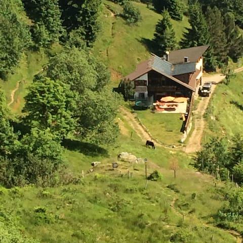 Un panorama pour 4 au Gaschney - Stosswihr - House