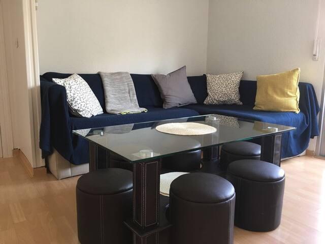 Apartamento acogedor cerca del centro de Madrid.