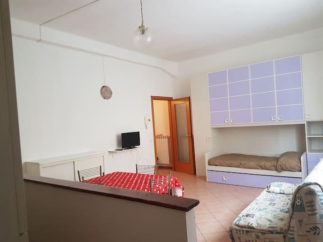 Ampio e luminoso monolocale - Brescia - Apartment