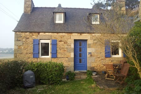 maison de pêcheur - Saint-Michel-en-Grève