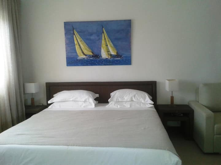 All comfort studio close to the sea