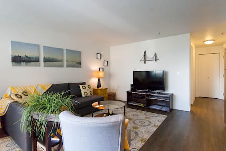 Heart of Seattle, minutes to it all - Seattle - Apartament