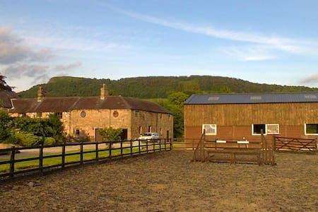 Beautiful Farm Stay at The Saddlery Cheshire - Congleton