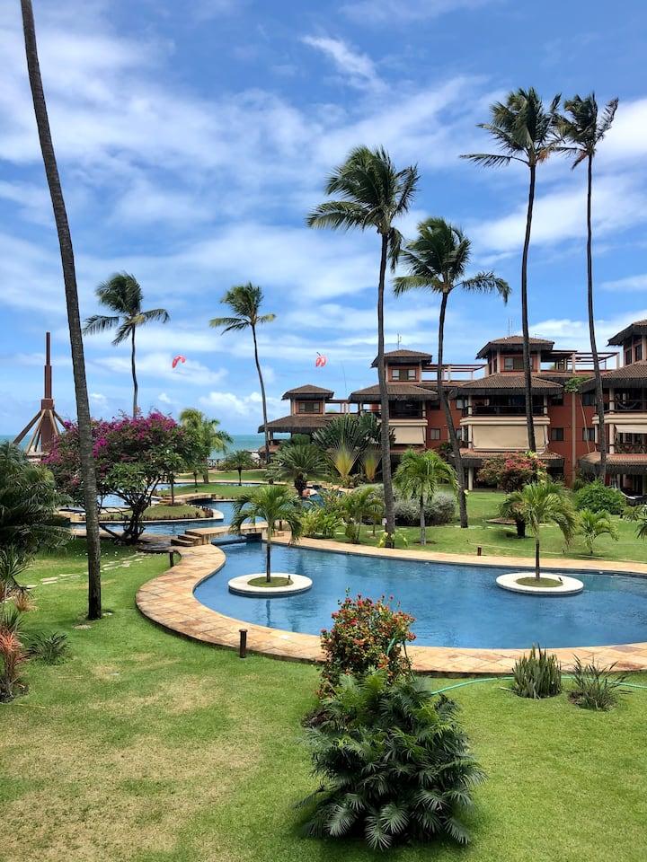 Beach front apartment in Dream Village Cumbuco