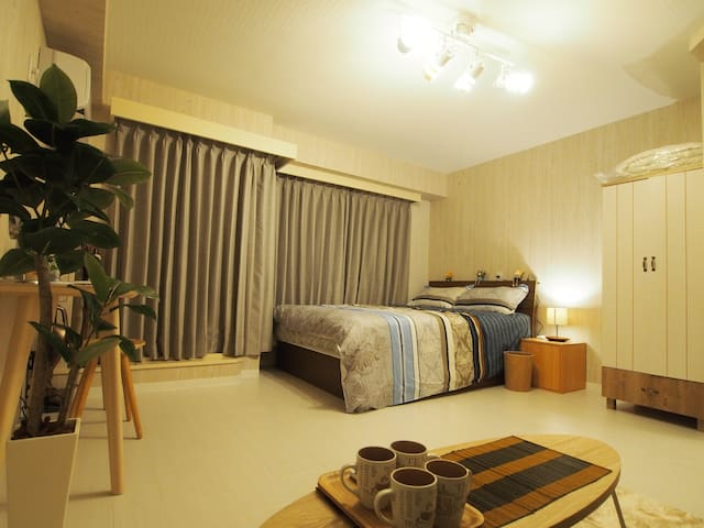 New 3mins to Yamanoteline Sugamo St#6 - Toshima-ku - Apartmen