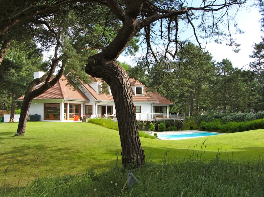 Villa A Louer A Kribi