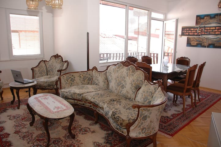 Apartmani Smakjoski  Ohrid - centre(square) - Ohrid - House
