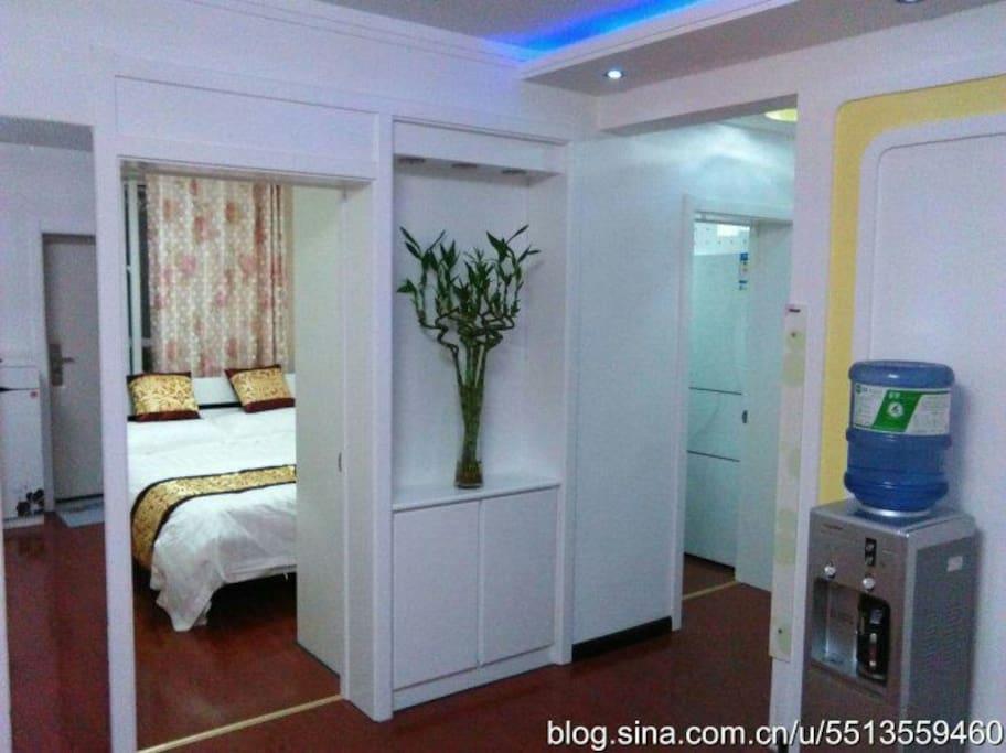 两室一厅内景