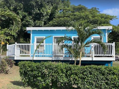 Angelfish Cottage at Cane Bay