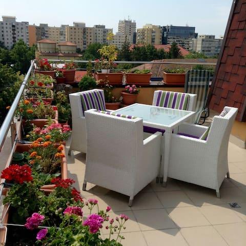 Penthouse City Centre Iasi - Iași - Byt