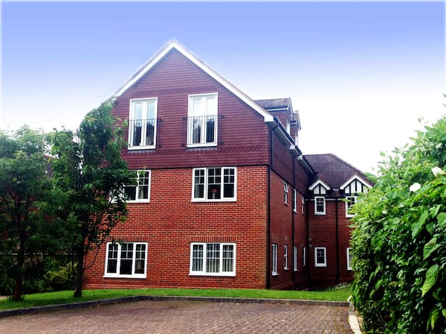 Basingstoke Central 1 Bedroom Penthouse Apartment