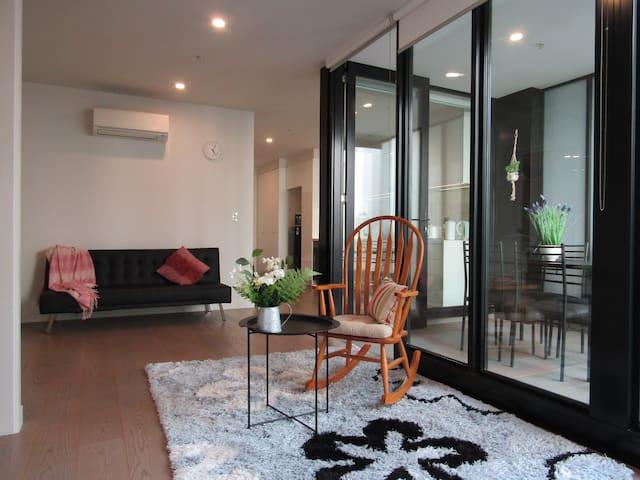 Great Brunswick location, modern 1BD apartment