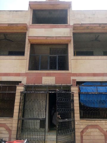 5mins from Bankey Bihari Temple - Vrindavan - Appartement
