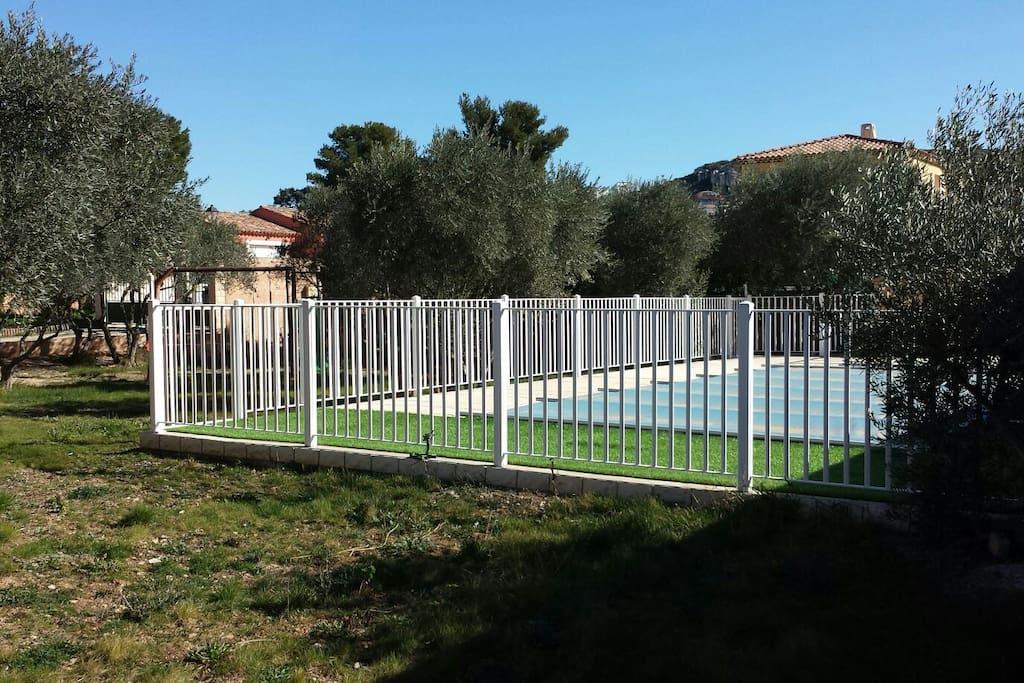 Chambre d 39 h tes en provence avec piscine priv e chambres d 39 h tes louer lan on provence - Chambre d hote en provence avec piscine ...