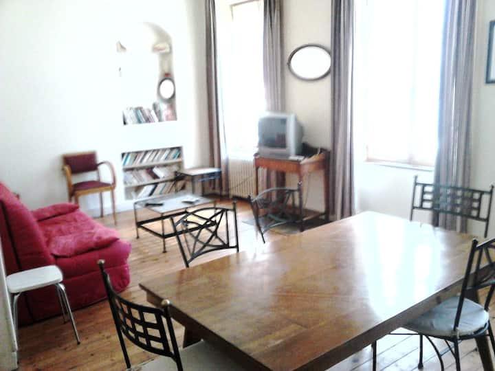 Appartement au centre de Granville
