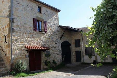 La porta roja, gîte de charme - Saint-Maurice - Talo