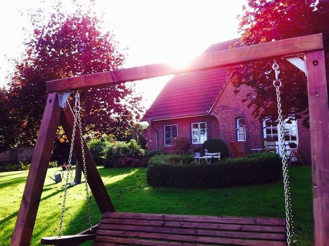 Ferienwohnung Fresendelf - Fresendelf - Apto. en complejo residencial