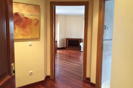Piso en Oviedo-Vistas monte Naranco - Oviedo - Apartment