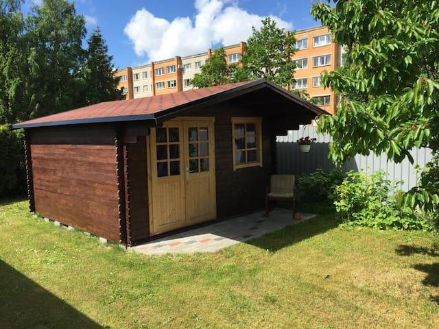 7 minutes till WEEKEND FESTIVAL - Pärnu - House