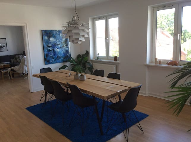 Big luxury apartment in Odense - Odense - Departamento