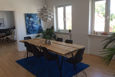Big luxury apartment in Odense - Odense - Huoneisto