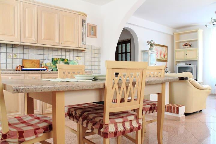 Elegant and Large Flat - Iglesias - Daire