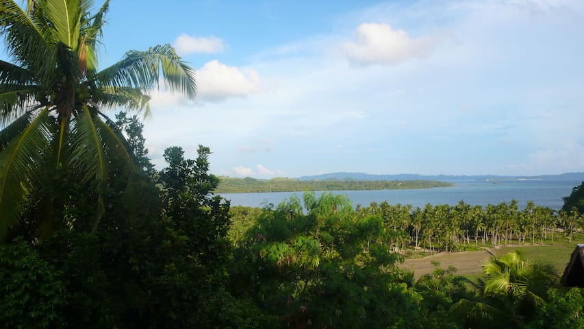 View to Boracay: Flat with 2 rooms and swim-pool - Ferrol - Pis