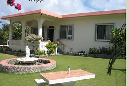 Guam Garden Villa Bed and Breakfast - Chalan Pago Ordot