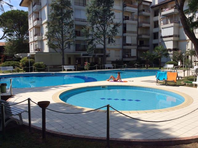 Appartamento vista mare! - Lignano Sabbiadoro - Appartement