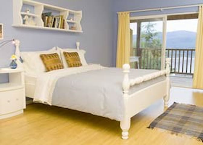 Dogwood Suite-Sechelt Inlet B&B